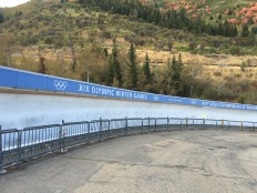 Utah Olympic Park - Bobsled, Luge, Skeleton Track