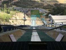 Utah Olympic Park - K120 Ski Jump